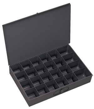 24 Compartment Large Scoop Box 102-95